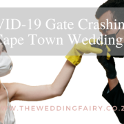 Cape Town wedding during COVID-19