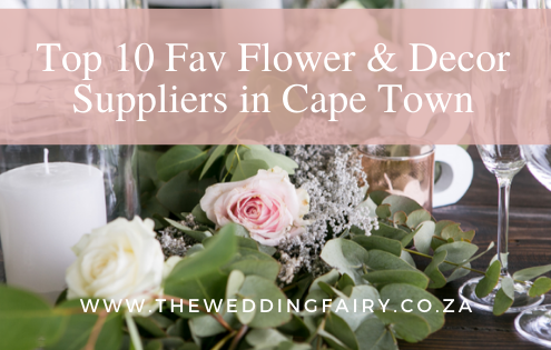 Cape Town Flower & Decor Suppliers
