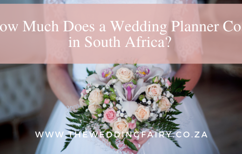 Cost of a Wedding Planner in South Africa - Wedding Planner Cape Town
